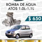 BOMBA AGUA ATOS 1.0L – 1.1L