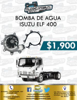 BOMBA AGUA ISUZU ELF 400