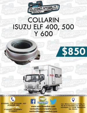 COLLARÍN CLUTCH ISUZU ELF 400, 500 Y 600