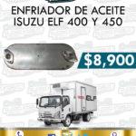 ENFRIADOR ISUZU ELF 400 Y 450