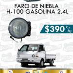 FARO NIEBLA DER. O IZQ. H-100 GASOLINA 2.4L