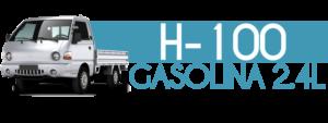 H-100 GASOLINA 2.4L