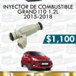 INYECTOR COMBUSTIBLE GRAND I10 1.2L 2015-2018