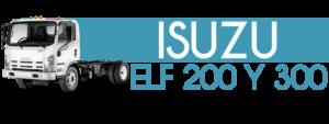 ISUZU ELF 200 Y 300