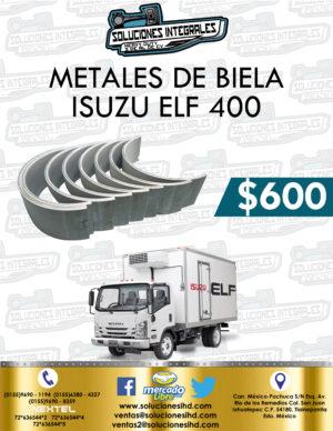 METALES BIELA ISUZU ELF 400