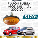 PLAFON LATERAL PUERTA ATOS 1.0L – 1.1L
