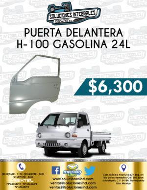 PUERTA DELANTERA DER. O IZQ. H-100 GASOLINA 2.4L
