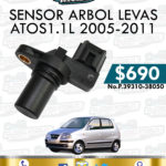 SENSOR ÁRBOL LEVAS ATOS 1.1L 2005-2011