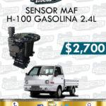 SENSOR MAF H-100 GASOLINA 2.4L