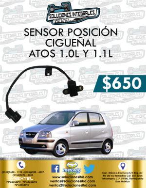 SENSOR POSICIÓN CIGUEÑAL ATOS 1.0L – 1.1L