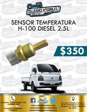 SENSOR TEMPERATURA H-100 DIESEL 2.5L