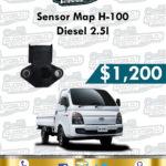 SENSOR MAP H-100 DIESEL 2.5L