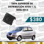 TAPA SUPERIOR DISTRIBUCIÓN ATOS 1.1L
