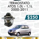 TERMOSTATO ATOS 1.0L – 1.1L 2000-2011