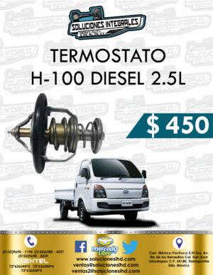 TERMOSTATO H100 DIESEL 2.5L