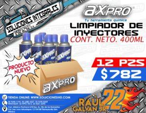 AXPRO LIMPIADOR DE INYECTORES