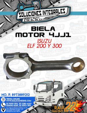 BIELA MOTOR ISUZU ELF 200 Y 300