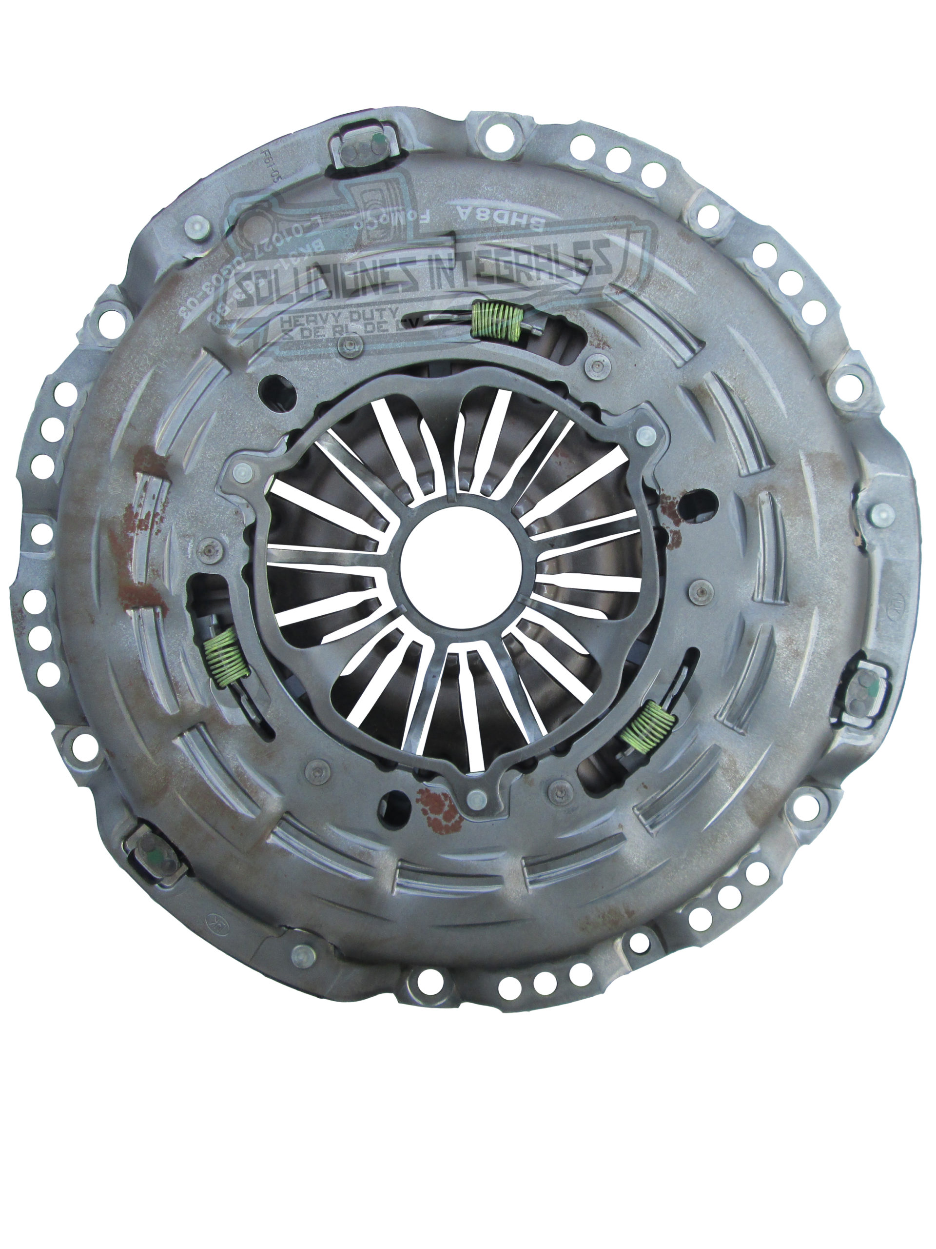 CLUTCH FORD TRANSIT 2.2L 2015-2017