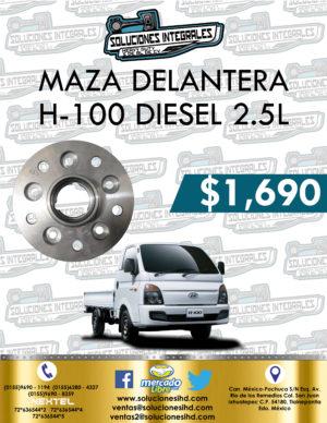 MAZA DELANTERA H-100 DIESEL 2.5L