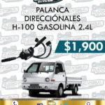 PALANCA DIRECCIONALES H-100 GASOLINA 2.4L