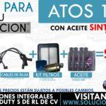 KIT AFINACIÓN ATOS 1.1L CON ACEITE XTEER