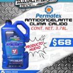 "ANTICONGELANTE CLIMA CÁLIDO GALÓN  ""PERMATEX"""