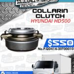 COLLARÍN CLUTCH HYUNDAI HD500
