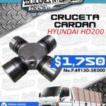 CRUCETA CARDAN HYUNDAI HD200