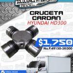 CRUCETA CARDAN HYUNDAI HD300