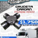 CRUCETA CARDAN HYUNDAI HD400