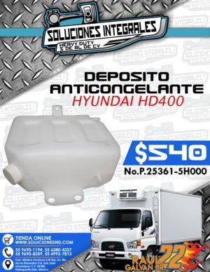 DEPOSITO ANTICONGELANTE HYUNDAI HD400