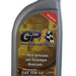GP1 ACEITE SEMI-SINTÉTICO 15W-40 946 ML.
