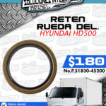 RETEN RUEDA DELANTERA HYUNDAI HD500