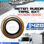 RETEN RUEDA TRASERO EXTERIOR HYUNDAI HD400