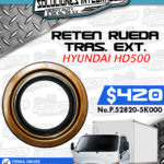 RETEN RUEDA TRASERO EXTERIOR HYUNDAI HD500