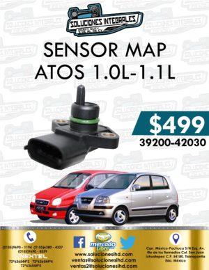 SENSOR MAP ATOS 1.0L-1.1L