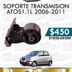 SOPORTE TRANSMISIÓN ATOS 1.1L