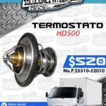 TERMOSTATO HYUNDAI HD500