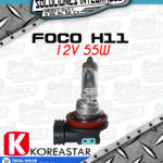 KOREASTAR FOCO H11 12V 55W
