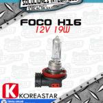 KOREASTAR FOCO H16 12V 19W