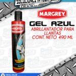 MARGREY GEL AZUL ABRILLANTADOR PARA LLANTAS