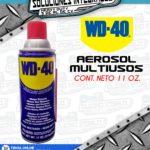 WD-40 AEROSOL MULTIUSOS