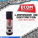 ECOM LIMPIADOR DE CONTACTOS
