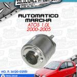 AUTOMÁTICO MARCHA ATOS 1.0L