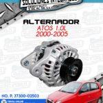 ALTERNADOR ATOS 1.0L