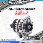 ALTERNADOR ATOS 1.1L