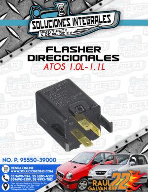 FLASHER DIRECCIONALES ATOS 1.0L-1.1L