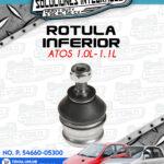 ROTULA INFERIOR ATOS 1.0L-1.1L