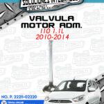 VÁLVULA MOTOR ADMISIÓN I10 1.1L