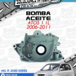 BOMBA ACEITE ATOS 1.1L